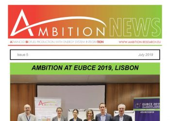 Ambition Newsletter No 5. July crop 2 page 1