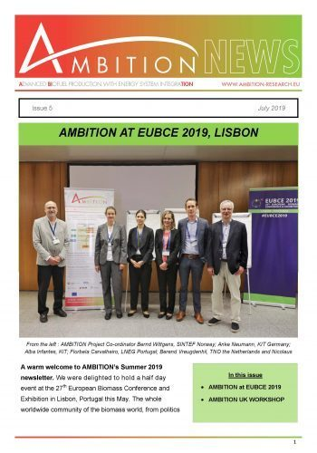 AMBITION Newsletter 5